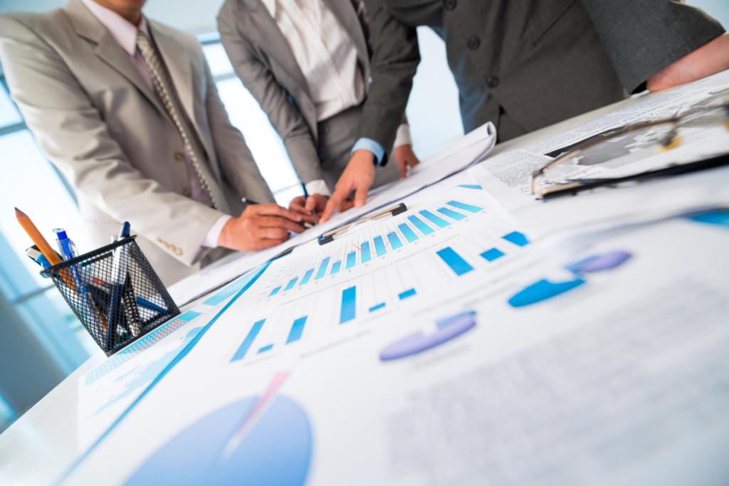 business plan réalisé par un expert-comptable